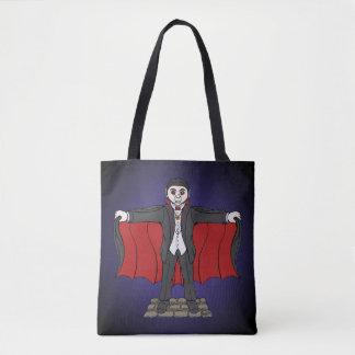 Bolsa Tote Vampiro bonito