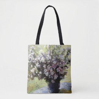 Bolsa Tote Vaso das flores