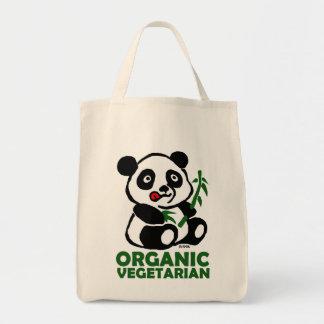 Bolsa Tote Vegetariano orgânico