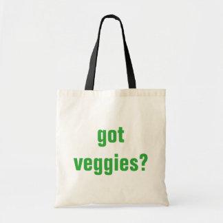 Bolsa Tote Vegetarianos obtidos? ~ do saco de compras do ~ do