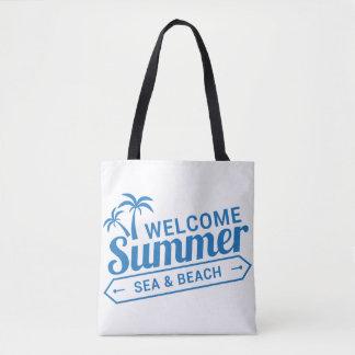 Bolsa Tote Verão bem-vindo