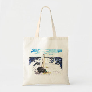 Bolsa Tote viagem do barco
