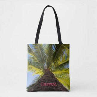 Bolsa Tote Viagem tropical