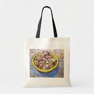 Bolsa Tote Vincent van Gogh - ainda belas artes das batatas