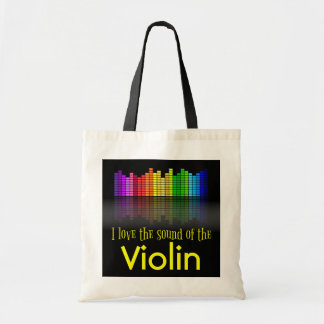 Bolsa Tote Violino sadio do equalizador de Digitas do