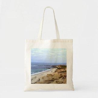 Bolsa Tote Vista para o mar