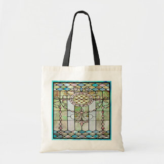 Bolsa Tote Vitral 4 do art deco