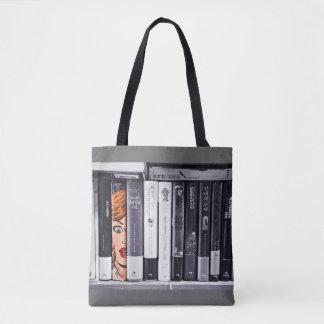 Bolsa Tote Viva nos livros
