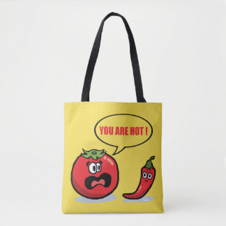 Bolsa Tote Você está quente!