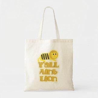 Bolsa Tote Você não é leão