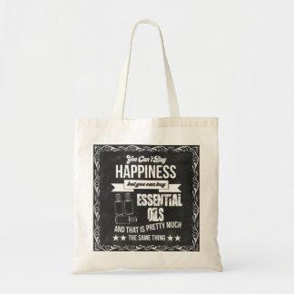 Bolsa Tote Você não pode comprar a felicidade mas você pode