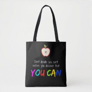 Bolsa Tote Você pode