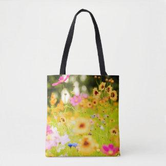 Bolsa Tote Wildflowers