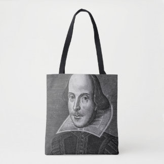 Bolsa Tote William Shakespeare 1623