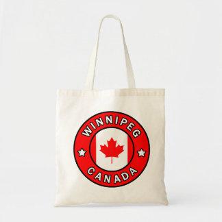 Bolsa Tote Winnipeg Canadá
