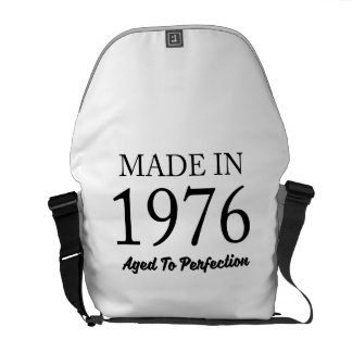 Bolsas Mensageiro Feito em 1976