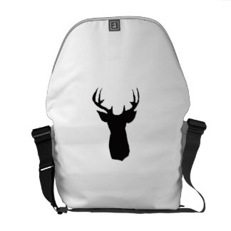 Bolsas Mensageiro imagem principal dos cervos no saco