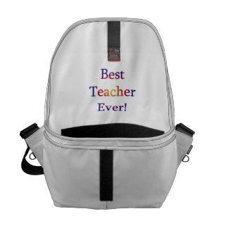 Bolsas Mensageiro O melhor professor nunca