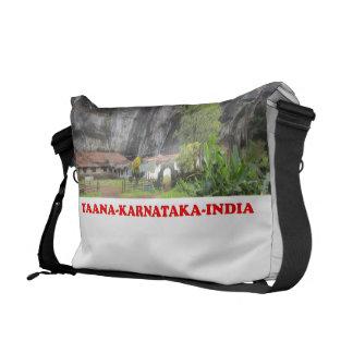 Bolsas Mensageiro saco da foto do lugar do turista de karnataka