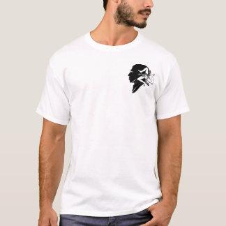 Bolso do t-shirt de Lucky Luciano | Cosa Nostra Camiseta