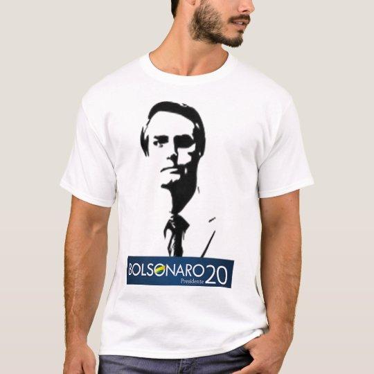 Bolsonaro Presidente 2018 Camiseta