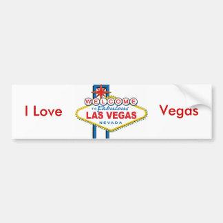 Bom-à-Las-Vegas Adesivo Para Carro
