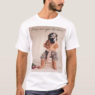 Bom amor-próprio camiseta