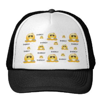 Bom chapéu do camionista da energia boné