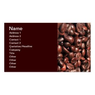 BOM DIA H dos FEIJÕES de CAFÉ Roasted-coffee-bag19 Modelo De Cartões De Visita