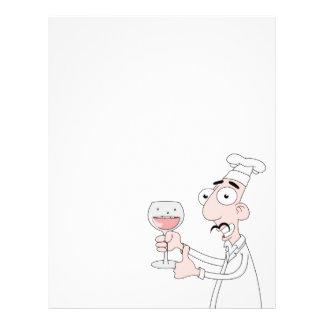 Bom vinho flyer 21.59 x 27.94cm