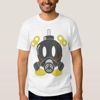 Bomb.ai corajoso t-shirt