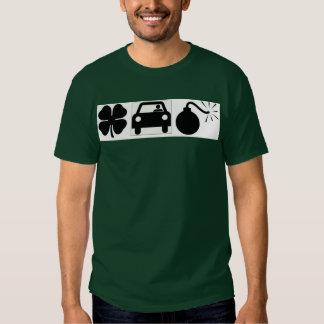 Bomba de carro irlandesa--2009_A Tshirt