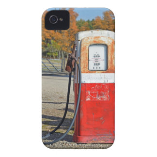 Bomba de combustível velha capinhas iPhone 4