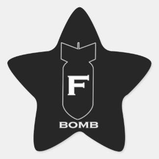 Bomba de F Adesito Estrela