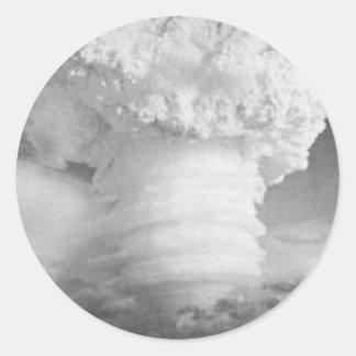bomba-hardtack adesivo