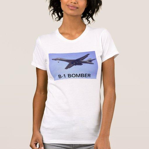 BOMBARDEIRO B-1 T-SHIRT