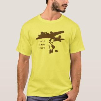 Bombardeiro da banda de Brown Camiseta