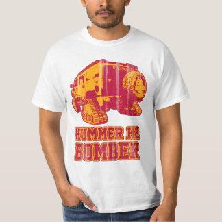 Bombardeiro de Hummer H2 Camisetas