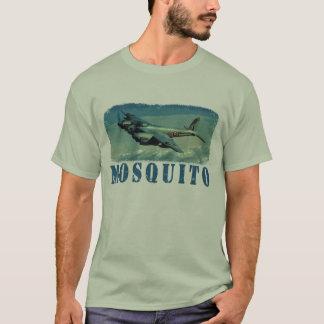 Bombardeiro de lutador do mosquito camiseta