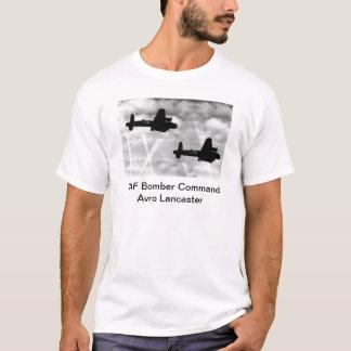 Bombardeiro de WW2 Avro Lancaster Camiseta