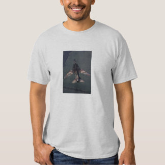 bombardeiro do camo t-shirt
