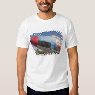 bombardeiro Francês-construído de Vautour Camiseta