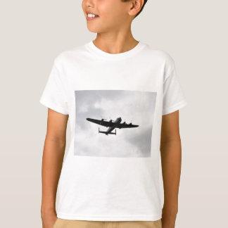 Bombardeiro pesado de Lancaster T-shirts