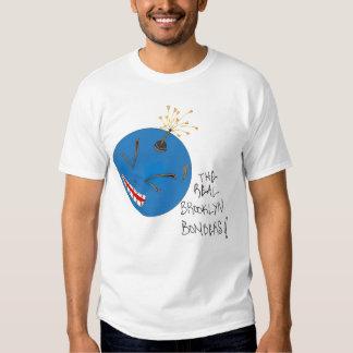 Bombardeiros de Brooklyn T-shirts
