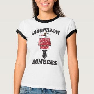 bombardeiros do longfellow tshirts