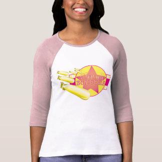 Bombardeiros louros t-shirt