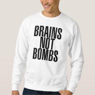Bombas dos cérebros não moletom