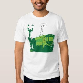 Bondinho da Rua XV Camisetas