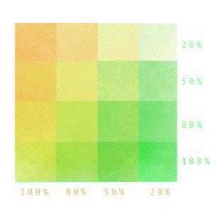 Boné 100% (verde e ocre) 12ed62d8a03
