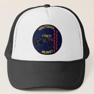 Boné 176th Mosquete do Minuteman de AHC